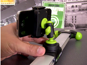 MobiSlyder : le travelling mobile pour smartphone !