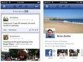 Facebook rend son application pour iOS plus rapide