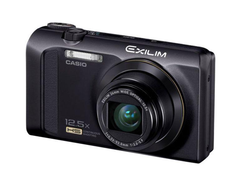 Casio dévoile son Exilim-ZR300