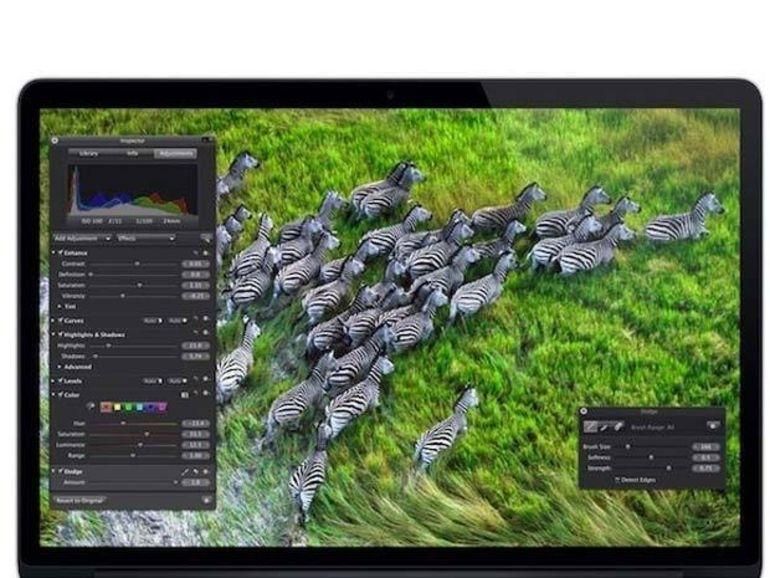Macbook Pro 13,3 pouces Retina entré en production ?