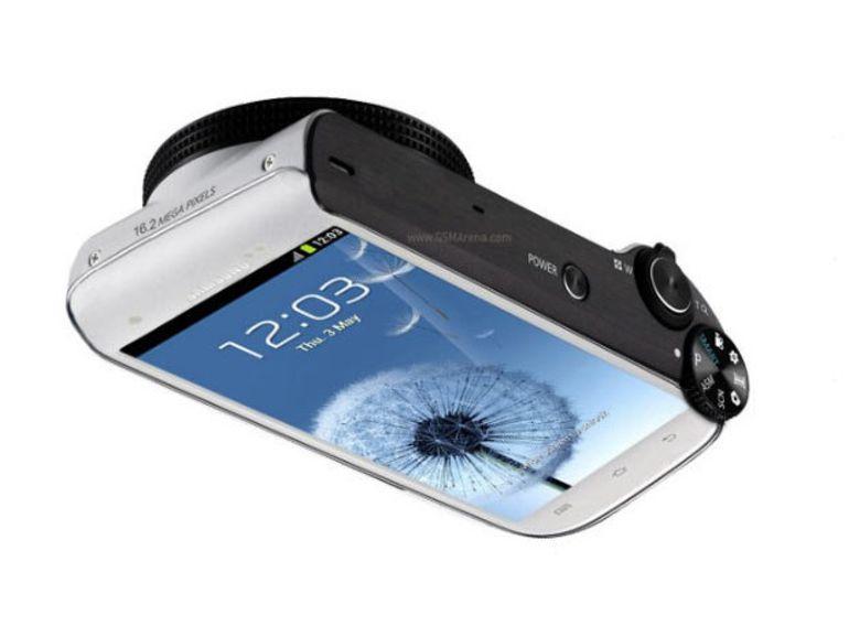 IFA 2012 : un appareil photo Galaxy Android pour Samsung ?