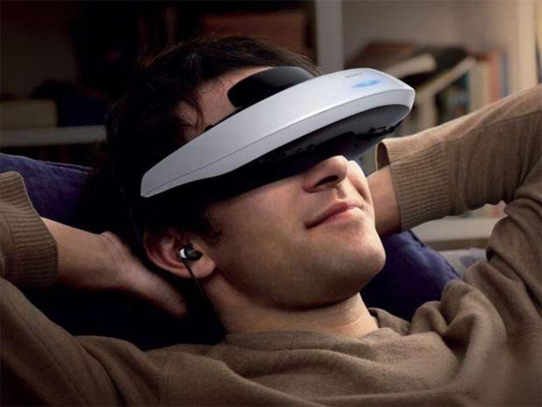 IFA 2012 : HMZ-T2, le visiocasque 3D deuxième génération de Sony