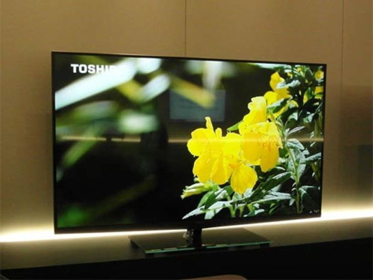 IFA 2012 : Toshiba dégaine ses TV connectées WL968 en 47 et 55 pouces