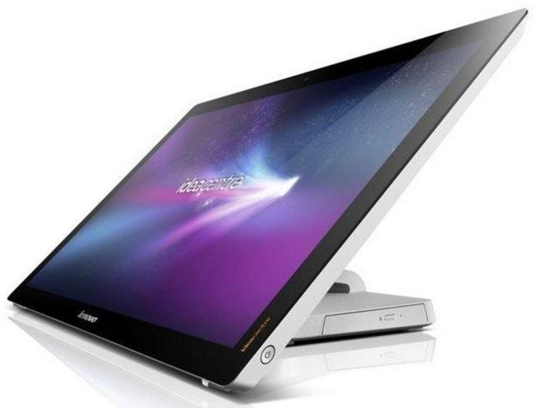 IFA 2012 : Lenovo annonce le IdeaCentre A520, un PC tout-en-un pivotant