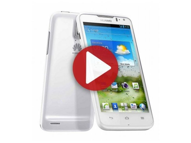 IFA 2012 : Huawei Ascend D1 Quad XL