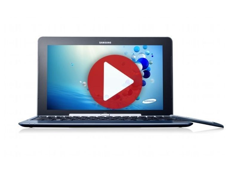 IFA 2012 : Samsung Ativ Smart PC