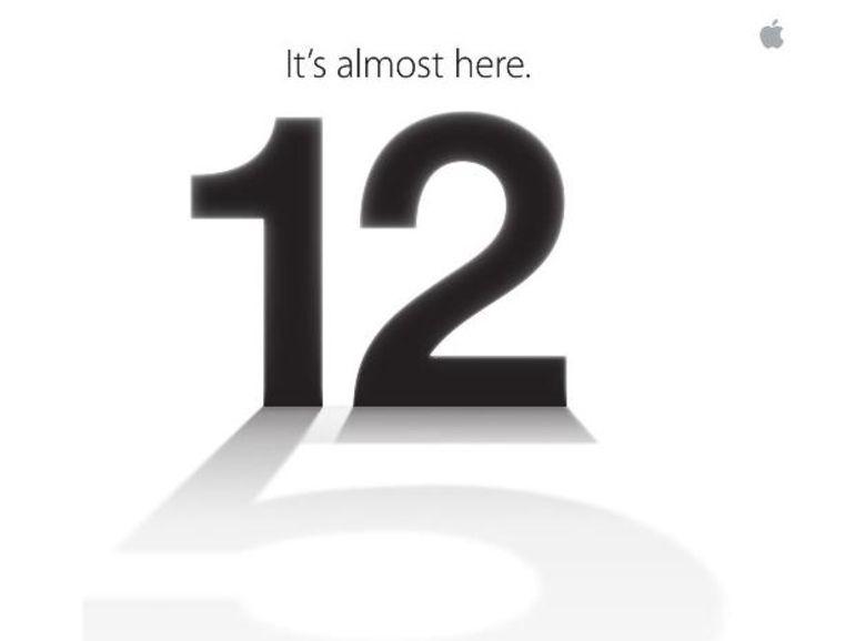 Nouvel iPhone 5: présentation le 12 septembre, c'est officiel !