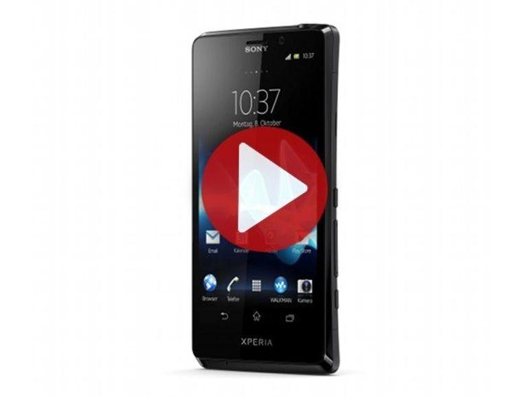 IFA 2012 : Sony Xperia T/TX