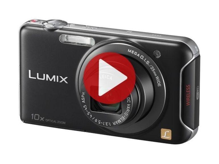 IFA 2012 : Panasonic Lumix SZ5