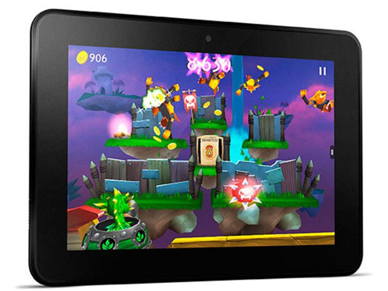 La Kindle Fire HD 2012 en promo à 99 €
