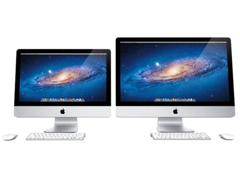 Les nouveaux iMac pour bientôt ?