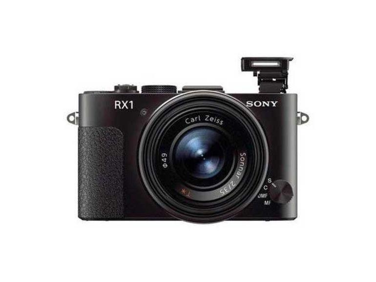 Photo : premières images du Sony RX1