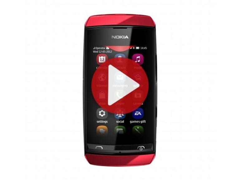 Démo du Nokia Asha 306