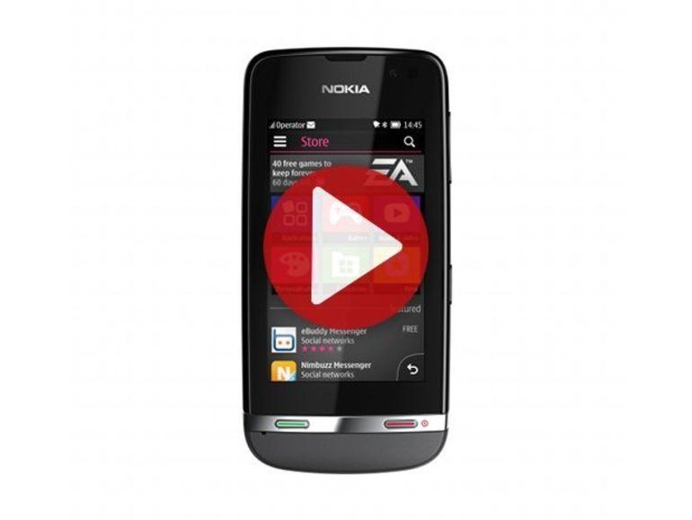 Démo du Nokia Asha 311