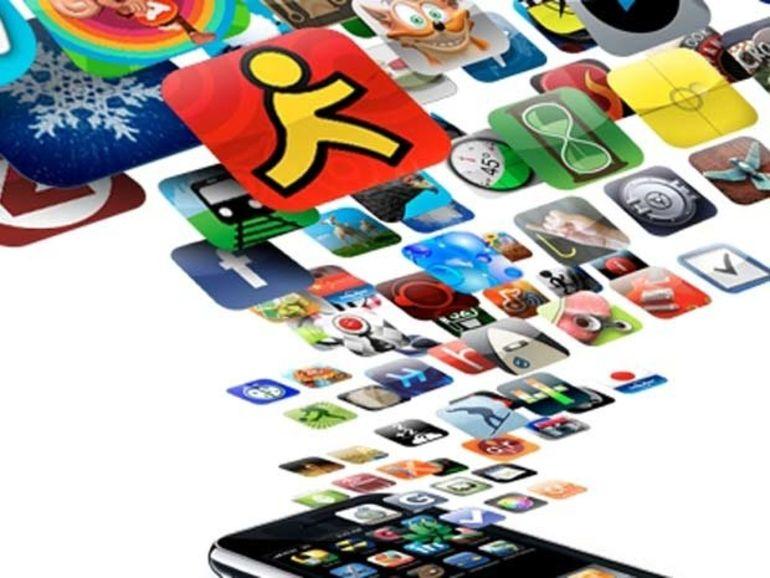 Applications mobiles : 90% de celles installées gratuites