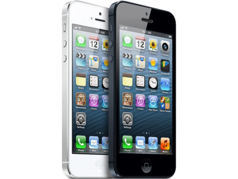 Bon plan : l'iPhone 5 64 Go à 479€