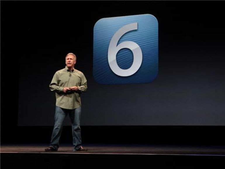 iOS 6 : les nouveautés à géographie variable