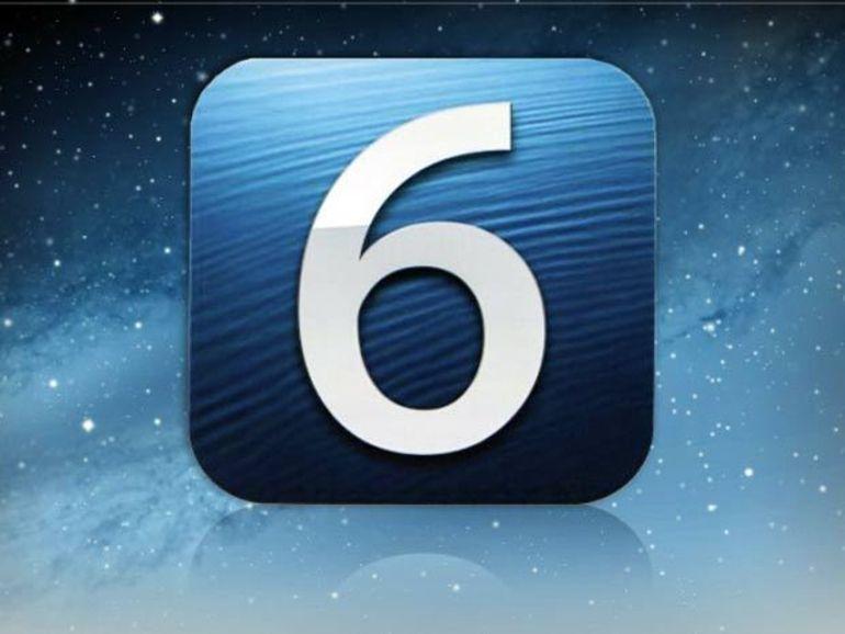 iOS 6 : le jailbreak est déjà là