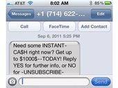 iPhone : la faille dans le protocole SMS corrigée avec iOS 6