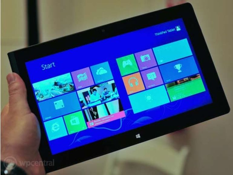Tablette: Lenovo Thinkpad 2 sous Windows 8 Pro à 799 dollars ?