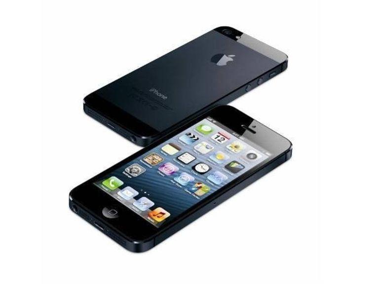 L'iPhone 5 coûte entre 207 et 238 dollars à fabriquer