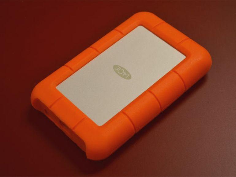 LaCie lance la version USB 3.0/Thunderbolt de son disque dur Rugged