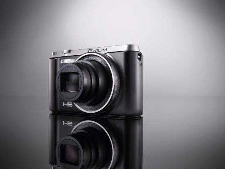 Le Casio Exilim EX-ZR1000 disponible fin 2012 à 299 euros