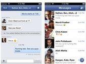 Facebook Messenger pour iOS 6 disponible