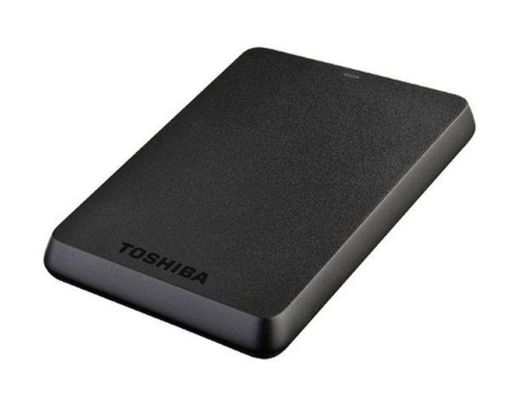 Disque dur externe Toshiba StorE Basics 1 To à 88,50 € (stocks limités)