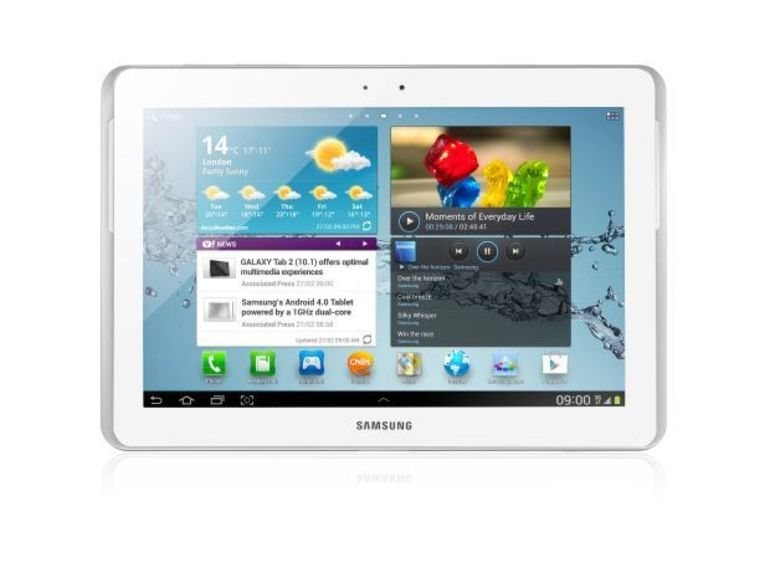 Samsung Galaxy Tab 2 (10.1) reconditionnée à 267,15 € (stocks limités)