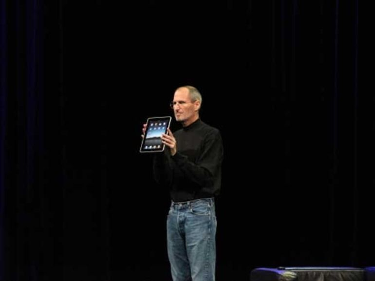 1983, Steve Jobs évoque l'iPad
