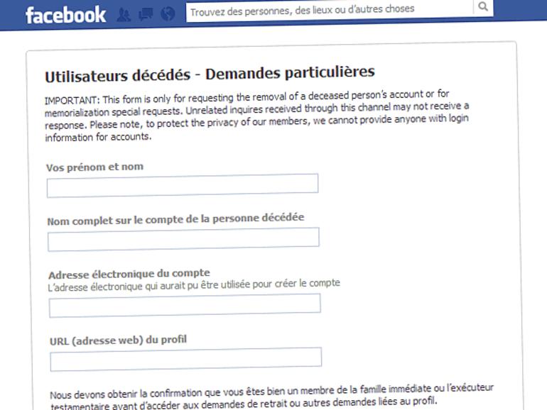 Des lois pour protéger les comptes Twitter ou Facebook après la mort