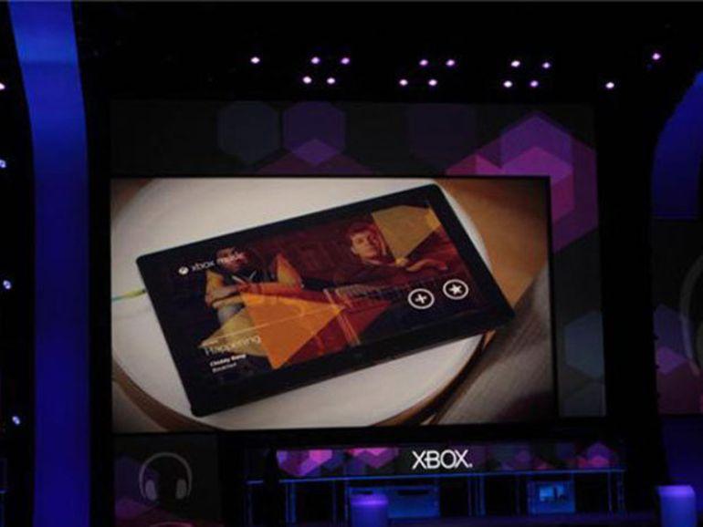 Xbox Music lancé le 26 octobre comme Windows 8 ?