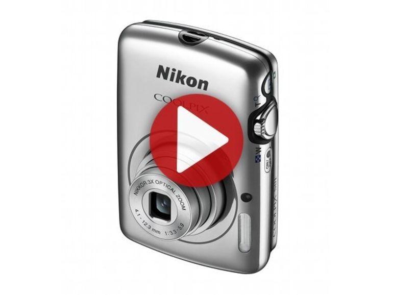 Démo du Nikon Coolpix S01