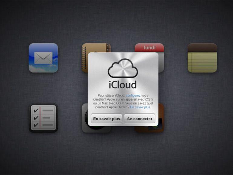 iCloud : Apple prolonge d'un an l'extension de stockage des anciens clients MobileMe