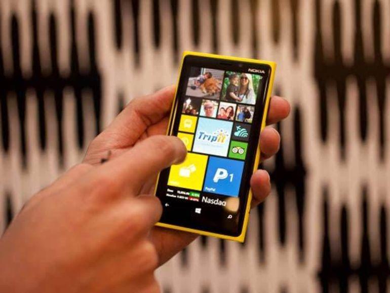 Smartphones Windows Phone 8 : précommandes ouvertes le 21 octobre ?