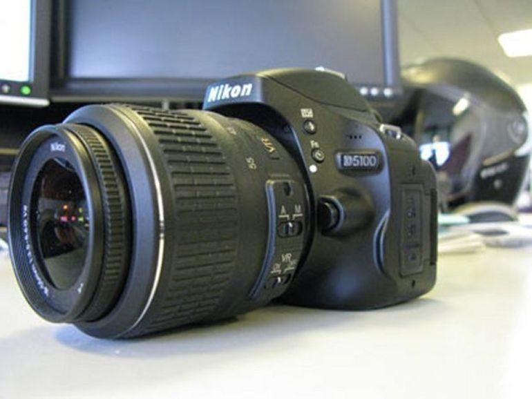 Bon plan photo : un Reflex Nikon D5100 avec objectif 18-105 pour 644 euros