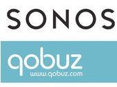Sonos accueille Qobuz