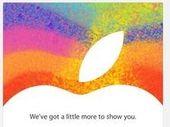Keynote Apple le 23 octobre : iPad Mini et Macbook Pro Retina ?