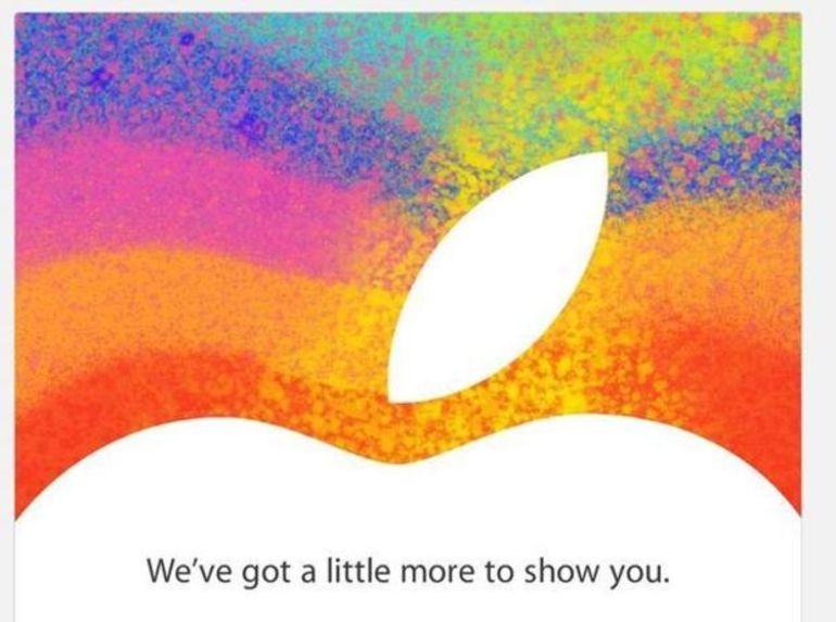 iPad Mini, présentation le  23 octobre, c'est officiel !