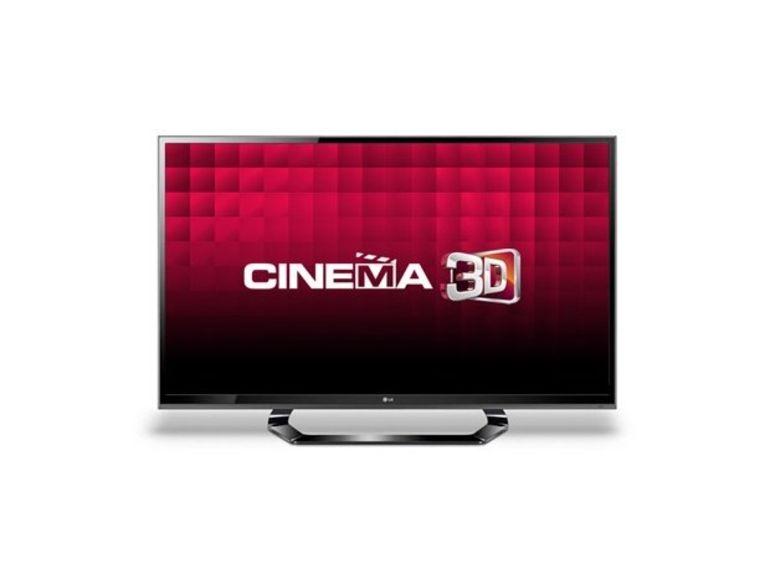 Promo TV LED 3D LG 55LM615S 55 pouces à 1099 €