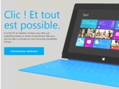 Windows 8 et Windows 8 RT ne feront pas tourner les mêmes logiciels