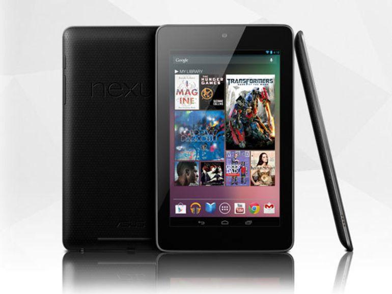 Promo Noël : tablette Nexus 7 32 Go à 224,95 € au lieu de 249 € pendant 24h !