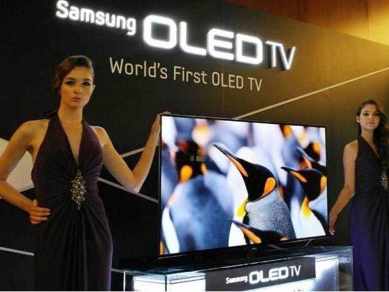 Les TV OLED 55 pouces de LG et Samsung repoussées à 2013