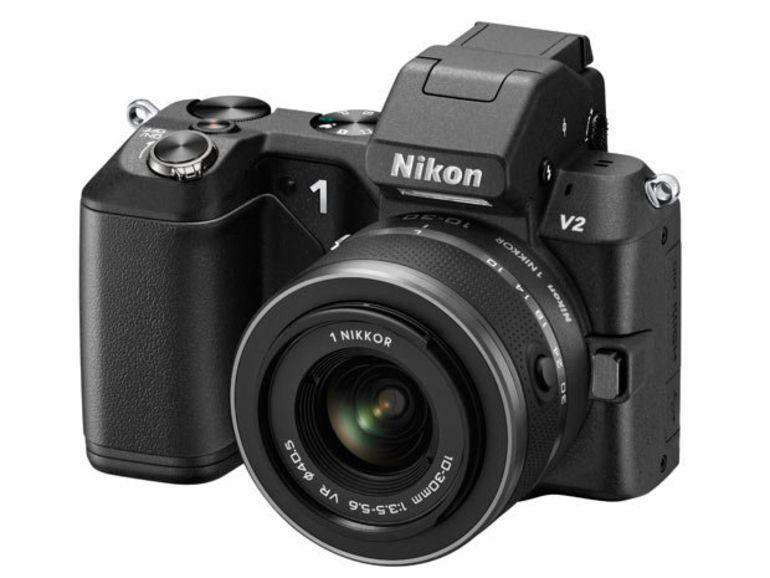 Nikon dévoile son nouveau compact hybride : le Nikon 1 V2