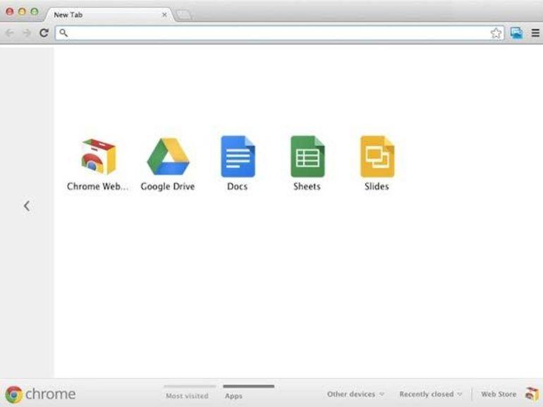 Les Web Apps bureautique de Google arrivent dans Chrome et Chrome OS