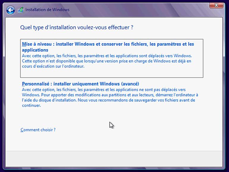 Windows 8 OEM : peut-on l'acheter pour l'installer soi-même ?