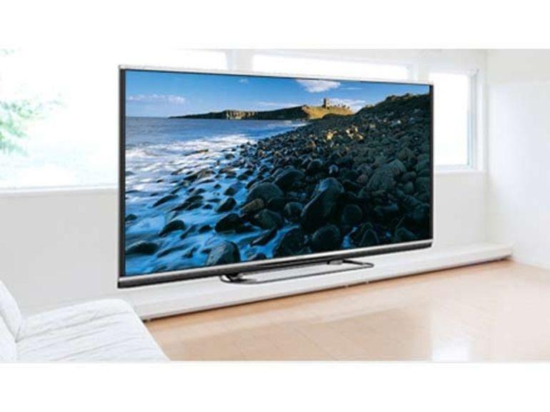 Sharp lance ses nouveaux téléviseurs AQUOS Quattron 3D XL