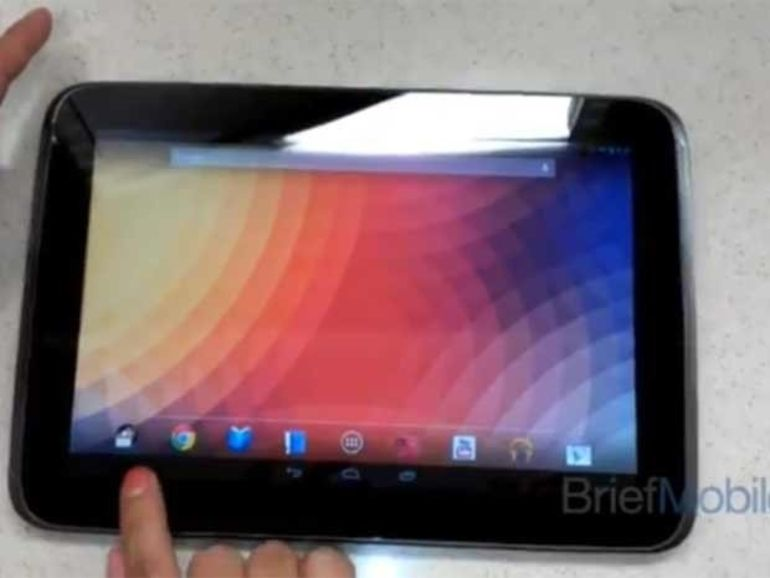 La fiche technique de la tablette Nexus 10 dévoilée