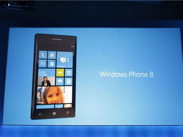 Windows Phone 8 : les premiers smartphones disponible en novembre